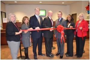 Ribbon Cutting January 17, 2013