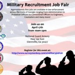 Military Recruitment Job Fair