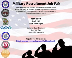 Job Fair — April 17, 2013