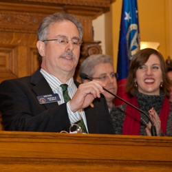 Bob Ewing, Georgia State Senate