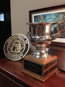 State Charitable Contributions Program Governor's Cup