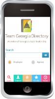 Team Georgia Directory mobile App