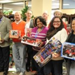 Parole Board answers call to provide toys to foster children