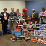 <br>DCS employees brighten the holiday season for those in need<br><br>