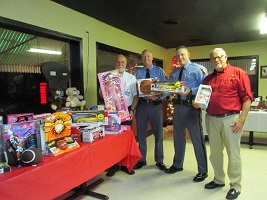 GA DPS Toys for Tots 1