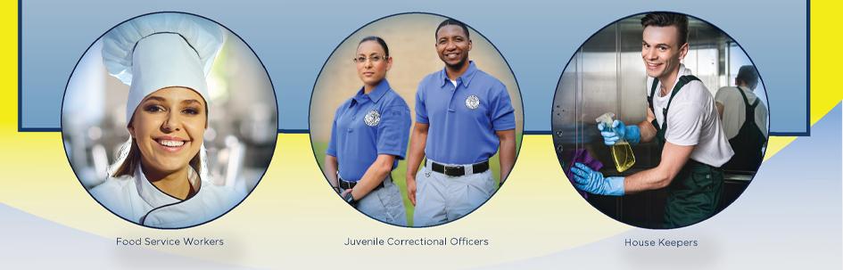 Department of Juvenile Justice Hiring Event